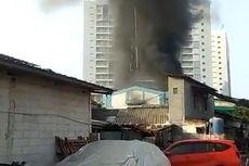 Gardu Induk PLN di Kebon Jeruk Terbakar, Pemadaman Listrik di Sejumlah Wilayah di Jakarta Barat