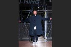 Li-Ning Gandeng Jackie Chan dan Dwyane Wade di Paris Fashion Week