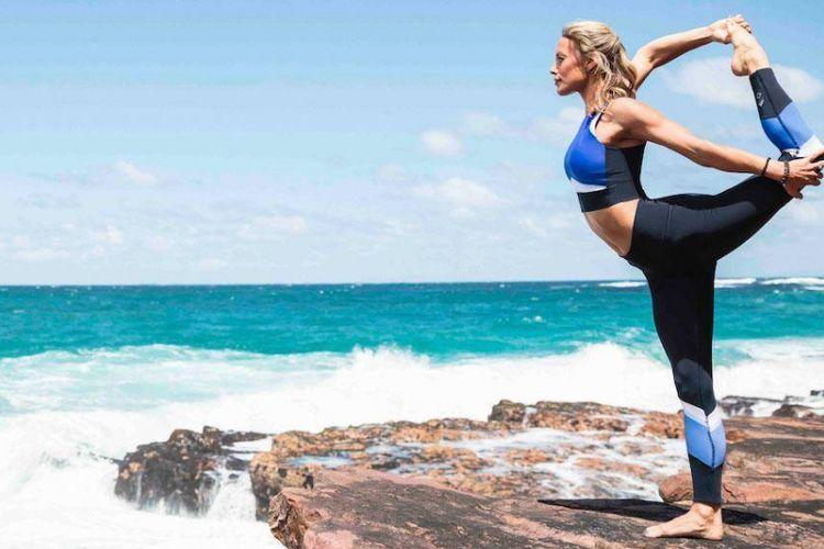 Koleksi yoga dari Adidas