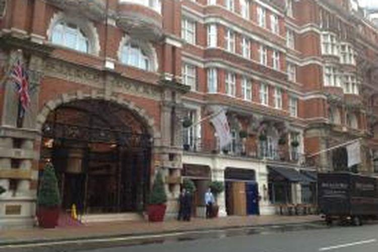 St James, London, kawasan perkantoran termahal di dunia.
