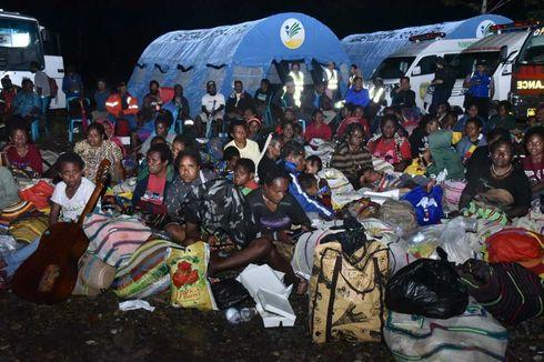 Pelajar asal Tembagapura yang Mengungsi ke Timika Dapat Ikuti UN