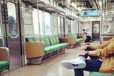 PT KCI Perbolehkan Penumpang Berbuka Puasa di Kereta