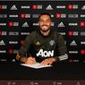 Fullback Manchester United Alex Telles Positif Covid-19