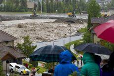 Banjir di Kanada Mengancam 100.000 Orang