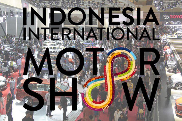 Logo baru IIMS 2018, melambangkan semangat tanpa batas.