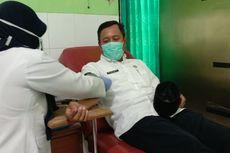 JK: Stok Darah di PMI Menurun hingga 50 Persen