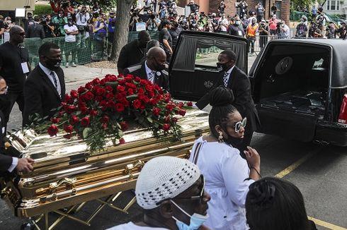 Upacara Memorial George Floyd Berjalan Damai, KJRI Chicago Pastikan WNI Aman