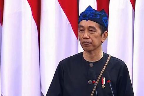 Jokowi: Kita Akan Berusaha Maksimal Mencapai Target Pertumbuhan 5,5 Persen