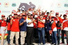 Sabet 4 Emas, DKI Jakarta Raih Juara Umum Kejurnas Equestrian 2019