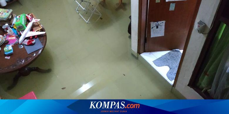 Hujan Deras Sejak Jumat Malam, Ini 26 Titik Banjir Jakarta dan Sekitarnya