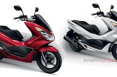 Honda New PCX Siap