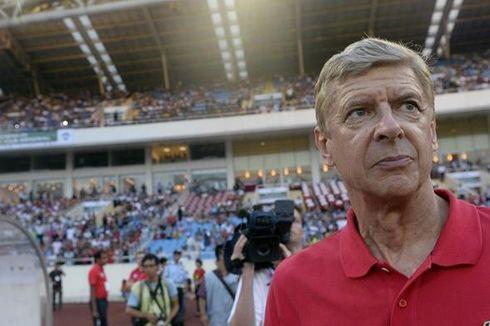 Giliran Wenger Kritik Kebijakan Transfer