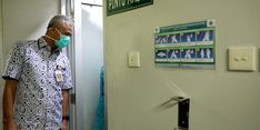 Ganjar Pranowo: Insyaallah Jawa Tengah Siap Tanggulangi Corona