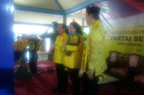 Keluar dari Golkar, Titiek Soeharto Gabung ke Partai Berkarya Besutan Tommy Soeharto