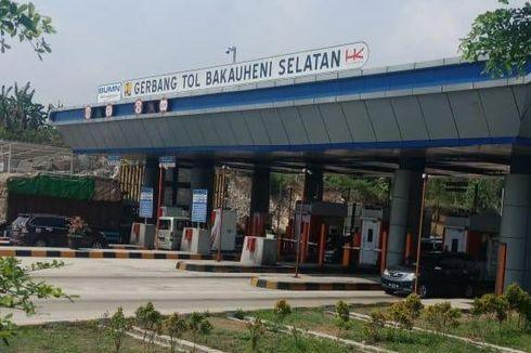 Malam Ini Puncak Arus Natal, 56.000 Mobil Lintasi Tol Trans Sumatera
