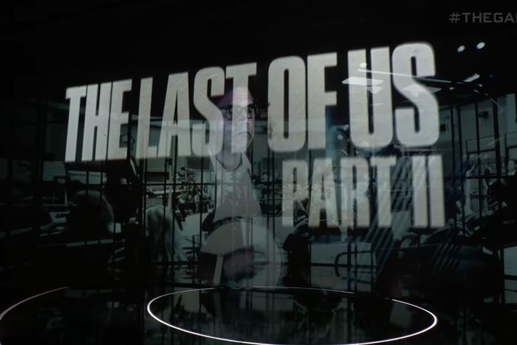 Ilustrasi The Last of Us Part 2 di The Game Awards 2020