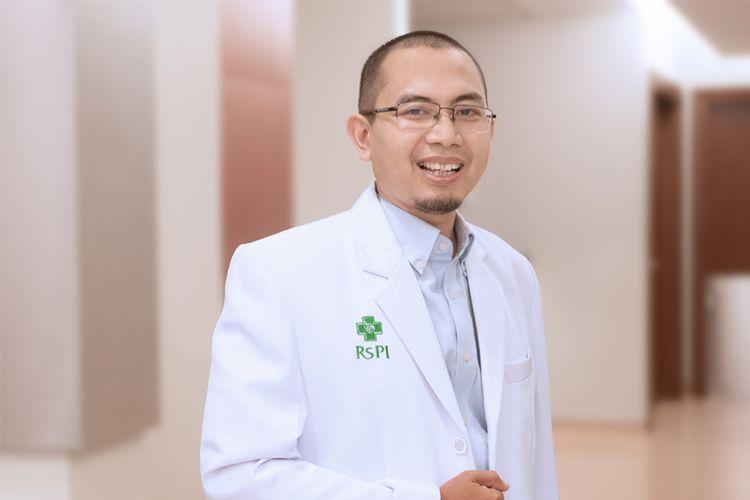 dr. Jamal Zaini, Sp. P (K), Ph.D dari RS Pondok Indah ? Pondok Indah