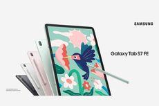 Samsung Galaxy Tab S7 FE 5G dan Galaxy Tab A7 Lite Resmi Dirilis, Ini Harganya