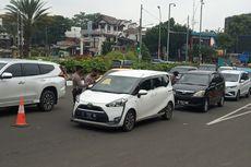 Langgar Ganjil Genap, Petugas Putar Balik 2.000 Kendaraan di Kota Bogor