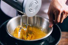 Mengenal Teknik Masak Sabayon, Cara Matangkan Telur dengan Uap Air