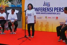 Jokowi Pastikan Jakarta Marathon Tahun Depan Lebih Besar