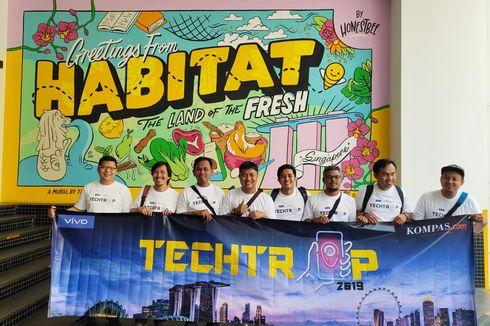 Dari Wonosobo ke Singapura, Kisah Peserta TechTrip yang Baru Pertama ke Luar Negeri