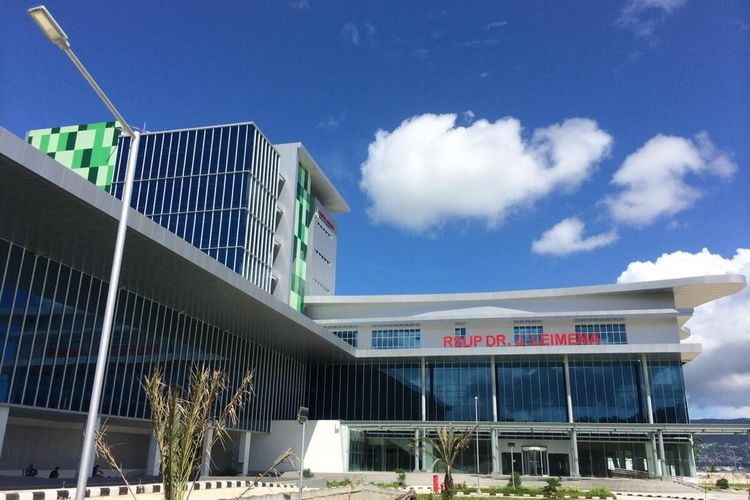 Rumah Sakit Umum Pusat (RSUP) dr. J. Leimena Ambon