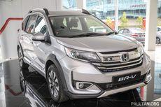 Ini Bedanya BR-V Facelift di Indonesia dengan Malaysia