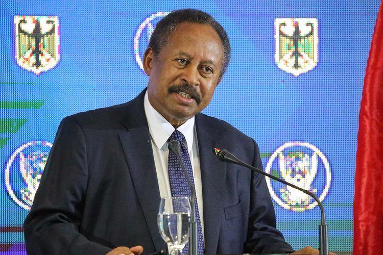 Perdana Menteri Sudan Abdalla Hamdok
