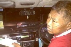 Kisah Sopir Taksi Kerja Pakai Selang Oksigen, Tetap