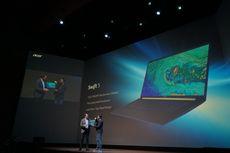 Laptop Acer Swift 5 Terbaru, Layar 15,6 Inci Bobot Kurang dari 1 Kg