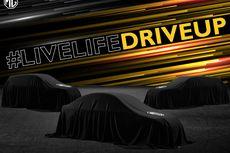 MG Siapkan Tiga Mobil Baru di GIIAS 2021