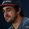 Kronologi Kecelakaan Sepeda Fernando Alonso, Mukanya Menabrak Aspal