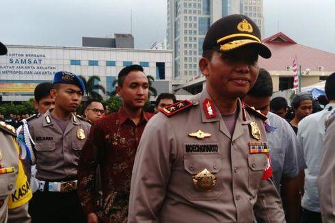 Posisi Kapolda Metro Jaya Resmi Dijabat Irjen Mochamad Iriawan pada 23 September