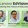 Lenovo EdVision, Dukung Percepatan Transformasi Pendidikan Indonesia