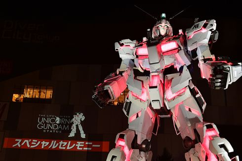 Siap-siap, Anime Gundam Bakal Jadi Live-action