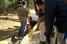 Warga Pamulang Digegerkan Temuan Jasad Bayi di Selokan Penuh Sampah