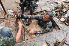 Viral, Video Anggota TNI Masuk Gorong-gorong, Begini Ceritanya