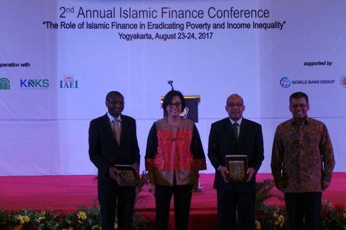 Sri Mulyani Yakin Ekonomi Syariah Dapat Kurangi Kemiskinan