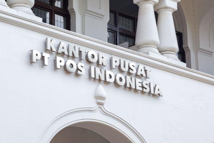 Ilustrasi: Kantor Pusat PT Pos Indonesia