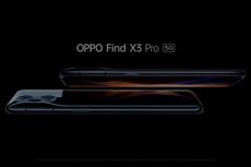 Oppo Find X3 Pro Meluncur dengan Snapdragon 888, Harga Rp 19 Juta