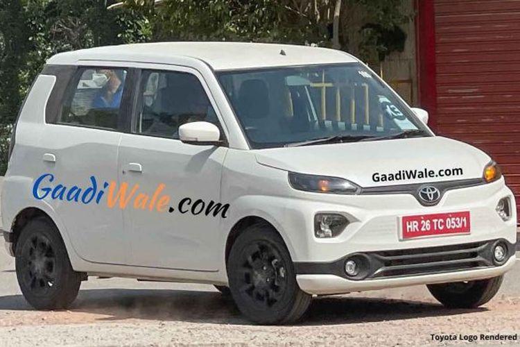 Suzuki Wagon R yang di-rebadge jadi produk Toyota