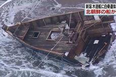 Misteri Bangkai Kapal Korea Utara Pembawa Mayat di Perairan Jepang