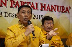 Kukuhkan Kepengurusan DPP, Hanura Undang Wiranto sebagai Watimpres