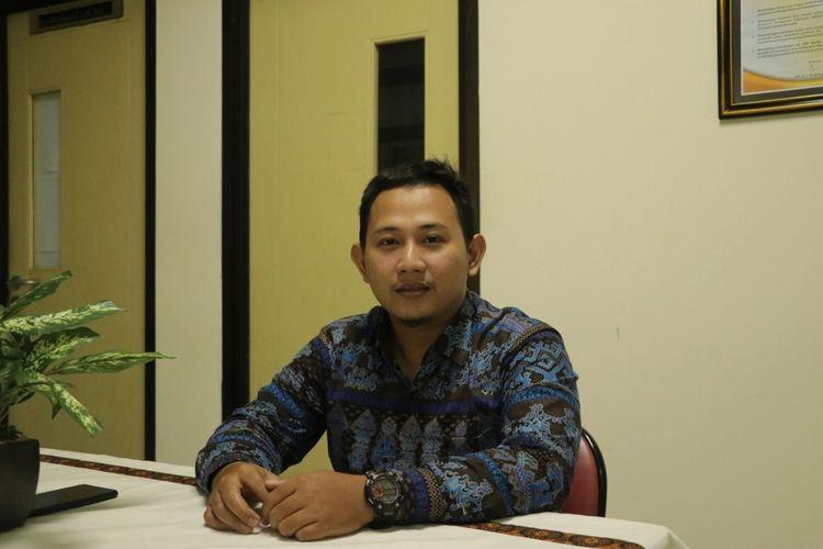 Riyan Nugroho Aji dosen Fakultas Peternakan UGM (Foto Dokumentasi Humas UGM)