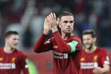 Kapten Liverpool Dianggap Sebagai Gelandang Terbaik di Dunia