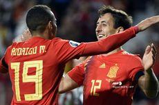 Hasil Kualifikasi Euro 2020, Rekor Sempurna Spanyol, Akhir Puasa Gol Immobile