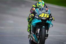 Valentino Rossi di Tengah Gempuran Pebalap Muda MotoGP