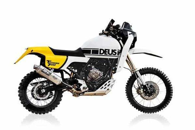 Yamaha Tenere 700 Deus Ex Machina