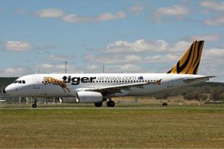 Pesawat Tiger Airways